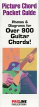 Picture Chord Pocket Guide (Music Instruction)