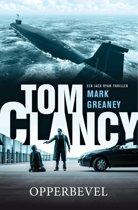Omslag van 'Jack Ryan - Tom Clancy Opperbevel'