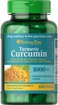 Puritan's Pride Turmeric Curcumin - Kurkuma - 1000 mg