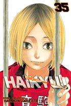 Haikyu!!, Vol. 35