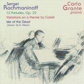 Grante Plays Rachmaninoff.