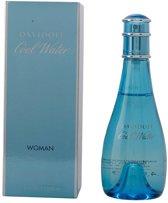 MULTI BUNDEL 2 stuks COOL WATER WOMAN eau de toilette spray 100 ml