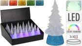 Kerstboom LED Kleurveranderend
