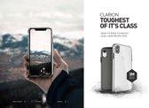 iPhone Xr - UNIQ - Zeer mooi ontworpen hoesje extreem sterk & Military Grade gecertificeerd – CLARION – helder transparant & flexibel
