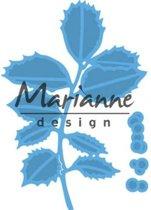 Marianne Design Creatable Mal Tinys Holly LR0549 9.5x13 centimeter