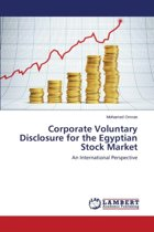 Corporate Voluntary Disclosure for the Egyptian Stock Market