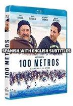100 metros [Blu-ray] (dvd)