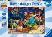 Ravensburger puzzel Toy Story 4 - Legpuzzel - 100 stukjes