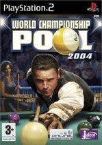 World Championship Pool 2004 /PS2