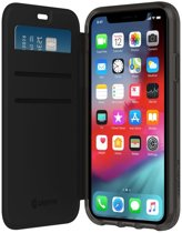 Griffin Survivor Clear Wallet Apple iPhone XR Black/Clear GIP-016-BKC