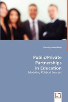 Public/Private Partnerships in Education