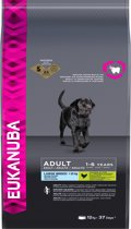 Eukanuba Dog Adult - Large Breed - Kip - Hondenvoer - 12 kg