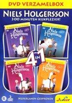 Niels Holgersson - Verzamelbox Deel 5-8