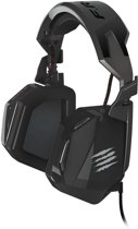 Madcatz F.R.E.Q. 3 Gaming Headset Zwart PC +  Wii U