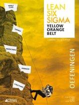 Lean six sigma oefenboek voor Yellow Belt & Orange Belt