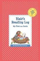Blair's Reading Log