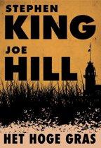 Boek cover Het hoge gras van Stephen King (Onbekend)