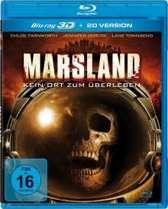 Marsland 3D (dvd)