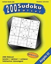 200 Gemischte Zahlen-Sudoku 03