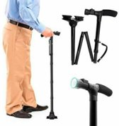 Benson Care Wandelstok - Easy Ergo + LED