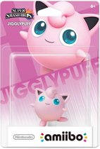 Nintendo amiibo Super Smash Figuur Jigglypuff - Wii U - NEW 3DS - Switch