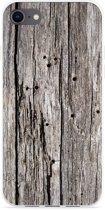 iPhone 8 Hoesje Oud hout