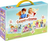 Casper en Emma - 3 in 1 box - puzzels