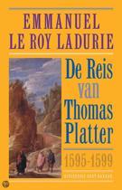 De Reis Van Thomas Platter De Jongere (1595-1599)
