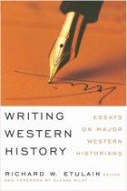 Writing Western History