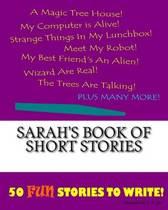 Sarah's Book of Short Stories