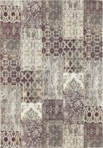 Vintage patchwork - Treating Taupe - 70x140 - Safou