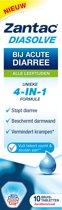 Zantac Diasolve Bruistabletten -  Behandelt doeltreffend acute diarree