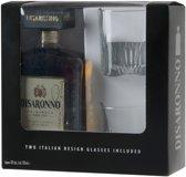 Disaronno Originale - 70 cl - met 2 Glazen