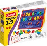 Quercetti magneetbord incl. cijfer magneten, 53dlg.