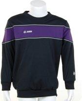 Jako Sweater Player Junior - Sporttrui - Kinderen - Maat 116 - Navy;Purple