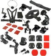 Ultimate Combo Kit 31 in 1 accessoires voor GoPro Hero 4 / 3+ / 3/2/1 / SJ4000
