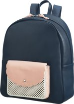 cf9cf4f174b American Tourister Laptoprugzak - Luna Pop Laptop Backpack 14.1 inch Dark  Navy/Light Pink