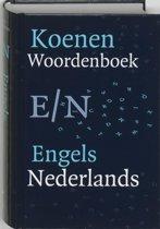 Koenen woordenboek / Engels-Nederlands