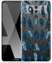 Huawei Mate 10 Pro Hoesje Feathers