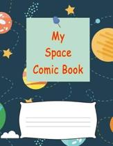My Space Comic Book
