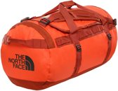 The North Face Base Camp Duffel L Acrylc Orange/ Picante Red