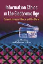 Information Ethics in the Electronic Age