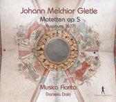 Motetten Op.5