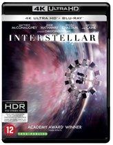 DVD cover van Interstellar (4K Ultra HD Blu-ray)