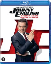 Johnny English: Strikes Again (blu-ray)