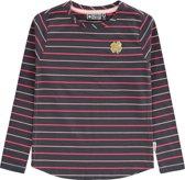 Tumble 'n dry Meisjes T-shirt Caty - Ebony - Maat 128