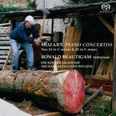 Piano Concertos Nos. 24 & 25