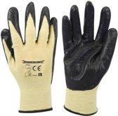 Silverline Nitril en kevlar handschoenen
