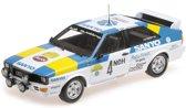 Audi Quattro Sieger Rally Zweden 1982 Blomqvist/Cederberg 1-18 Minichamps Limited 350 Pieces