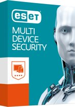 ESET Multi-Device Security 10 - 5 Apparaten - Nederlands - Windows / Mac / Android
